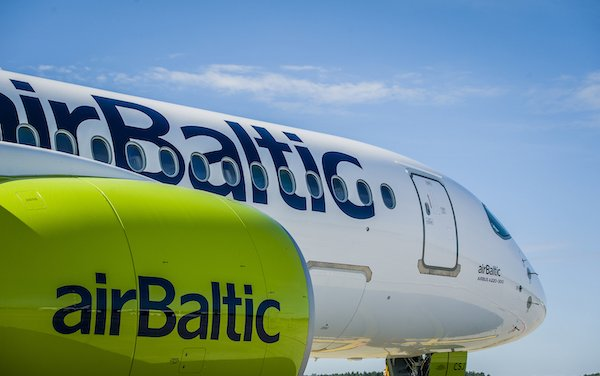 200 Million Euro Bond Issue Successfully Placed by airBaltic