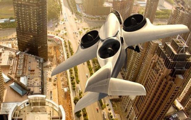 2016's strangest aircraft designs