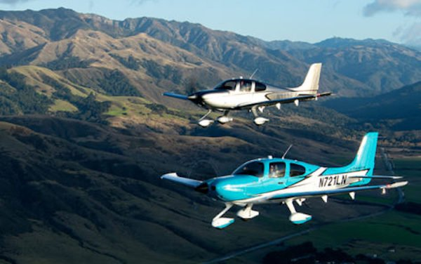 2020 SR Series launched by Cirrus Aircraft, powered by an All-New Mobile App