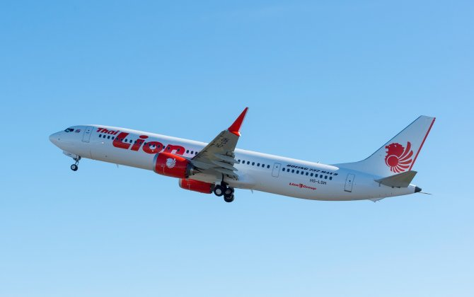 BOEING: FIRST DELIVERY B737 MAX 9 (LION AIR)