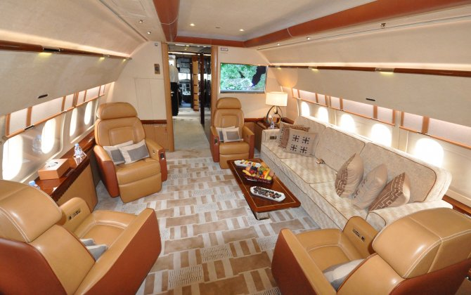The Future of Private Jet Interiors: What Should We Expect?
