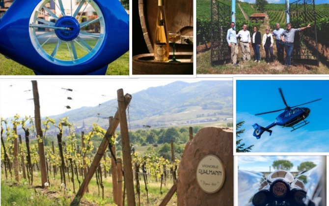 Alsace Wine Route: Sightseeing Flights & Tasting Great Wines