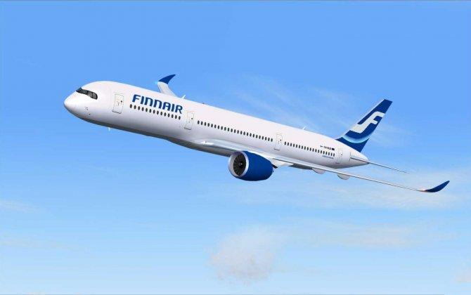 First Finnair A350 conducts maiden flight