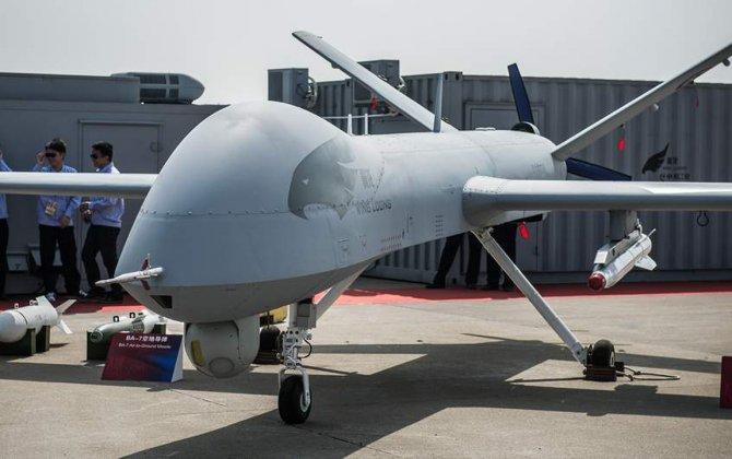 AVIC markets upgraded Wing-Loong UAV