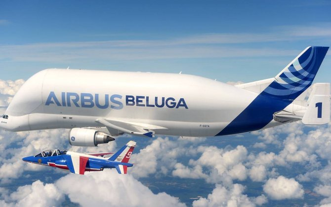 Airbus freezes Beluga XL design