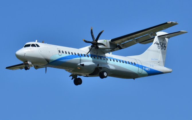 Binter takes delivery of its first ATR 72-600