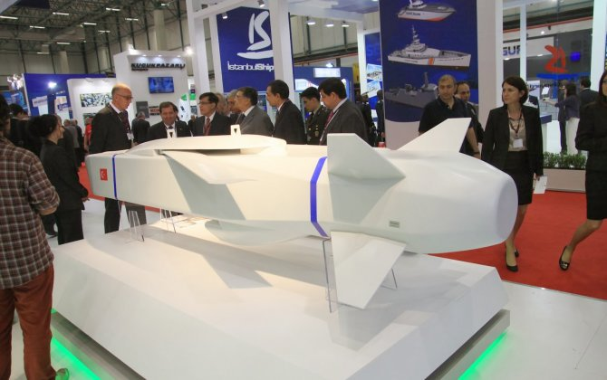 Lockheed Martin and Roketsan to Develop Mid-Range Cruise Missile for the F-35