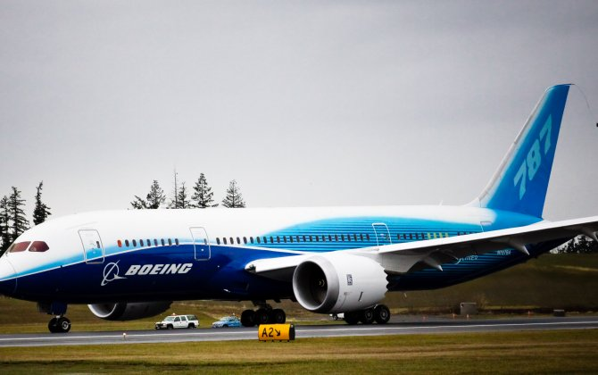 HAECO Group completes Boeing 787-8 C-check