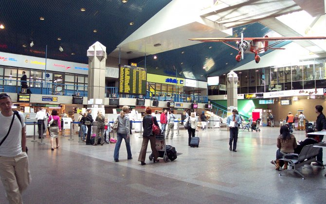 Vilnius airport, passenger traffic rises by 10% in August, 2015