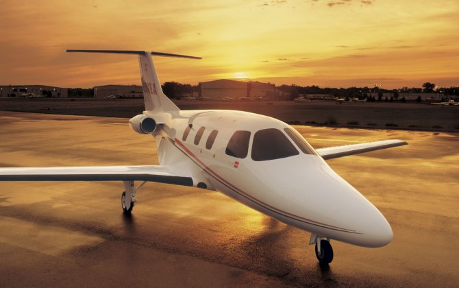 Aeris Aviation names C2 Aviation as new service centre for Eclipse jets