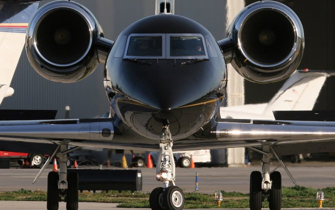 ARGUS Releases August Business Aircraft Activity