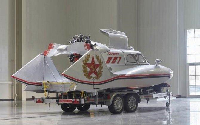 1970 TUPOLEV A-3 N007 HYBRIDE TOP SECRET Vente le 19 juin 2018