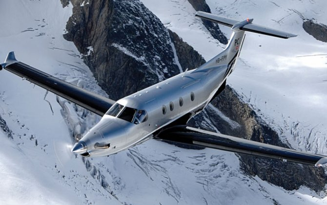 Oriens Aviation appointed as Pilatus distributor and service centre