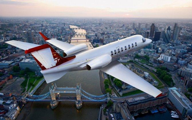 Gama Aviation adds a Learjet 75 to its fleet