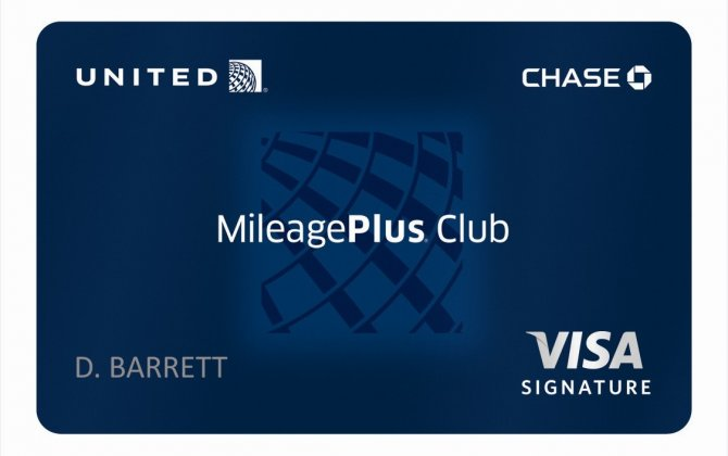 United Airlines Extends Deal With Chase for MileagePlus Credit Cards