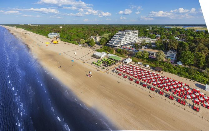 Amazing opportunity for 50skyshades readers and partners - Baltic Beach Hotel &SPA