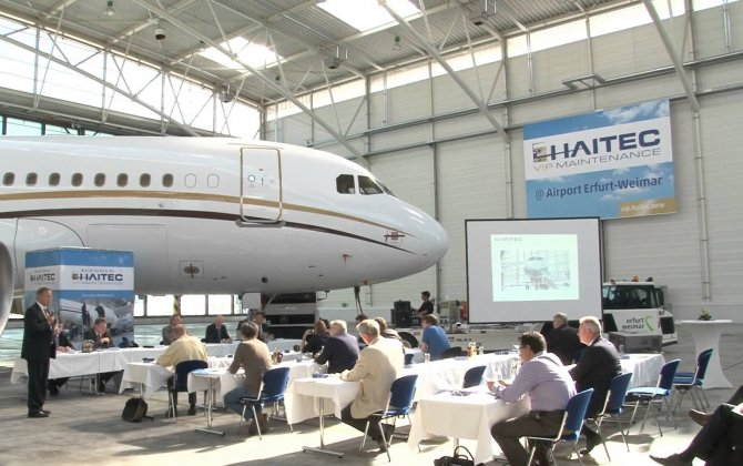HAITEC Granted Gulfstream G650 Approval