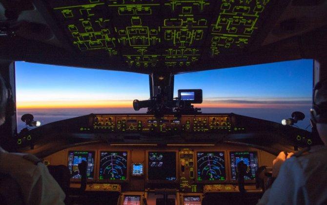 Lufthansa Cargo Boeing 777F becomes a film star