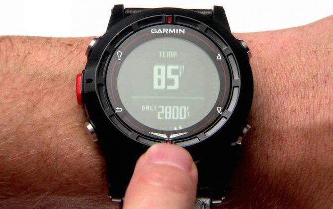 Garmin D2 Bravo Steps Up Garmin's Watch Game