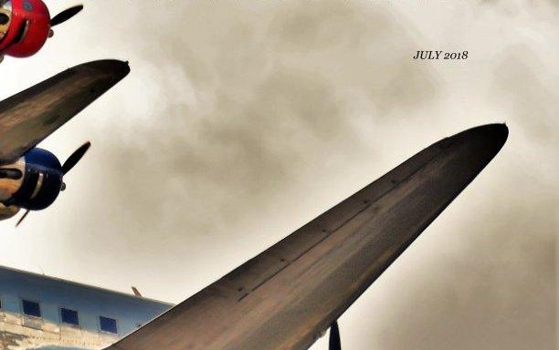 FLYING ECHO PHOTO MAGAZINE JULY 2018 SPECIAL DC3