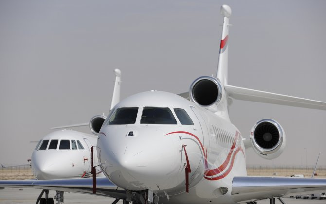 Business jet numbers to soar 88pc in Mena