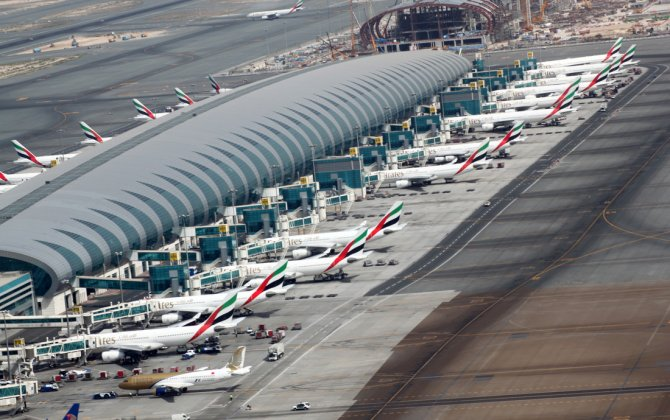 Dubai Airport - Year to date traffic nears 37 million passengers.