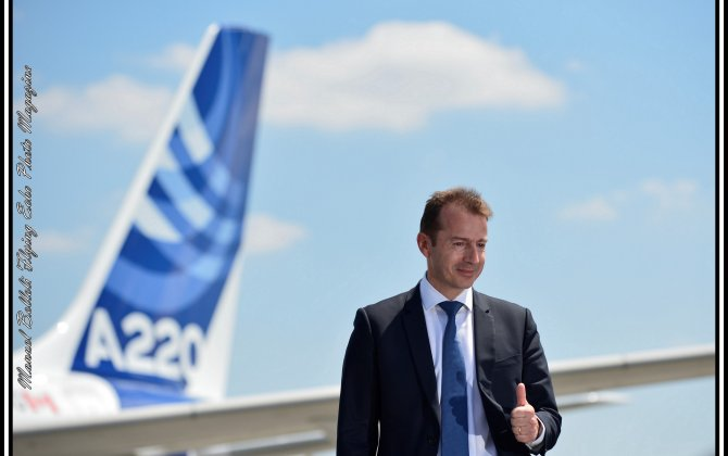 Airbus Board of Directors Selects Guillaume Faury Future Chief Executive Officer Le Conseil d'administration d'Airbus nomme Guillaume Faury prochain Chief Executive Officer