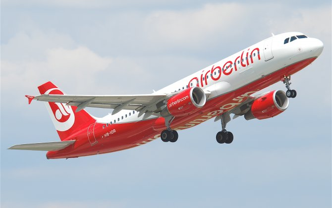 Accident: airberlin A321 at Dusseldorf on Sep. 19, 2015, Burst Tyre on Takeoff