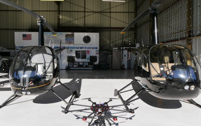 Conference to Examine UAV Opportunities for Rotorcraft Businesses