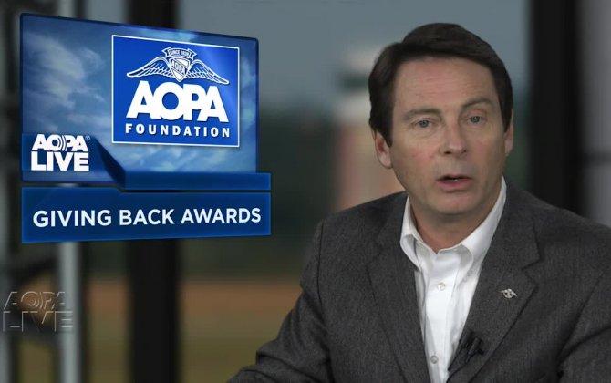 AOPA Foundation Announces 2015 Giving Back Grant Recipients