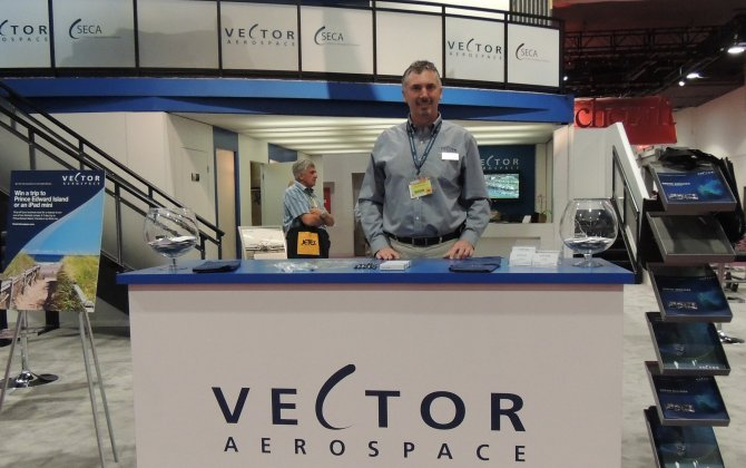 Vector Aerospace hires new regional sales managers for Asia and Europe