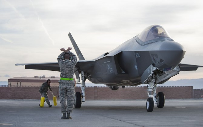 Northrop Grumman expands F-35 global supply chain in Europe