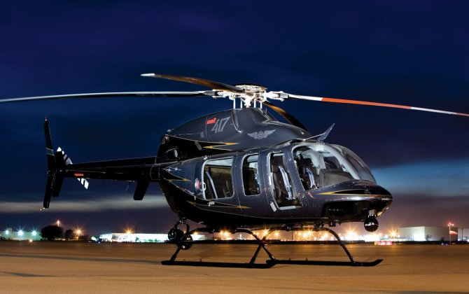 Bell Helicopter Prague receives Russian Civil Aviation authority certification