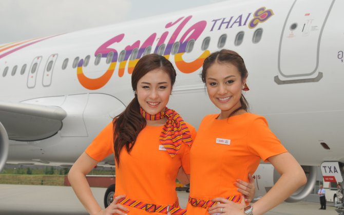 Thai Smile interested in partnering AoT for new terminal