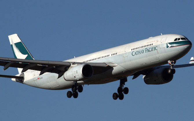 Cathay adds fifth Adelaide frequency