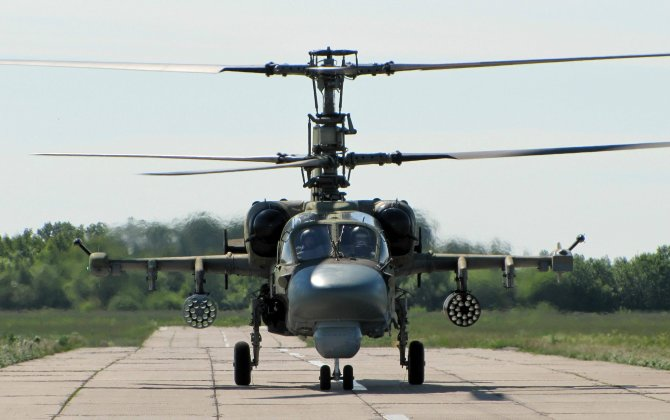 Egypt to receive 50 helicopters from Russia