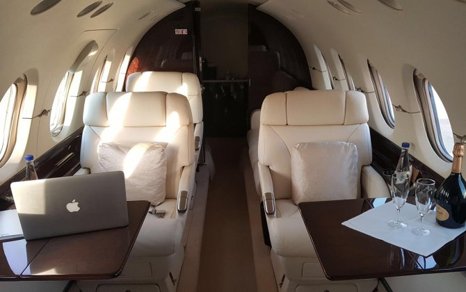 Empty Leg opportunity on Hawker 800XP