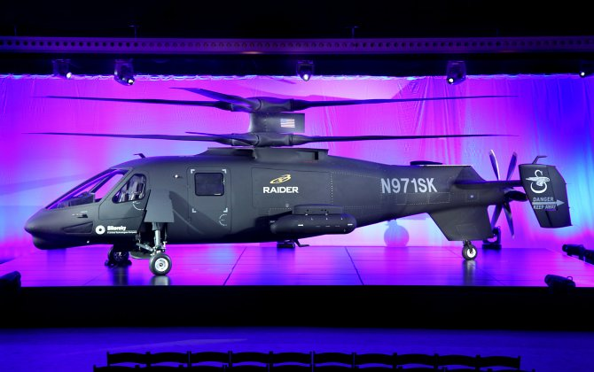 Lockheed says U.S. approves its $9 billion takeover of Sikorsky