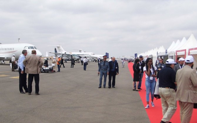 Two become one in African aviation show merger