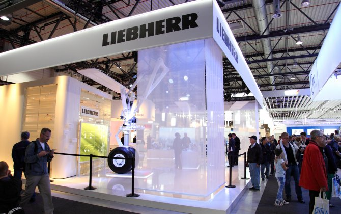 Liebherr wins further 777X systems package