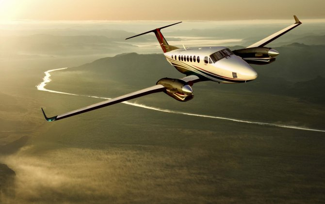 AVIC Hebei General Aviation takes delivery of King Air 350i