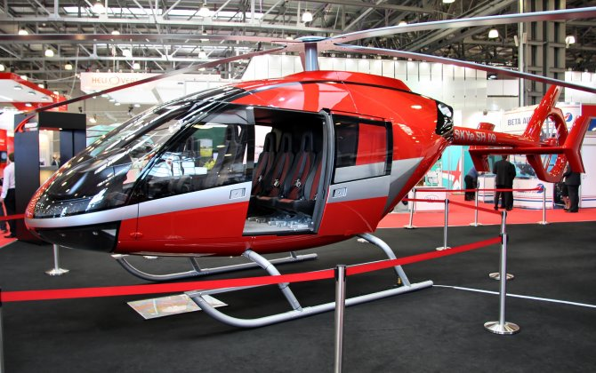 ANALYSIS: Marenco adds Swiss precision to helicopter market