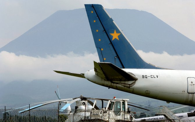 Court Releases Congo Plane Grounded In Debt Row