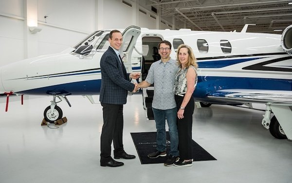 250th Cessna Citation M2 goes to Fast Rabbit Aviation, supporting dynamic customer operations