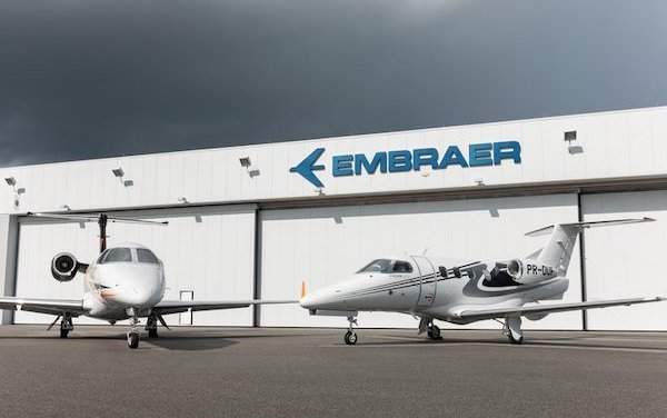 250th Embraer business jet delivery milestone in Latin America