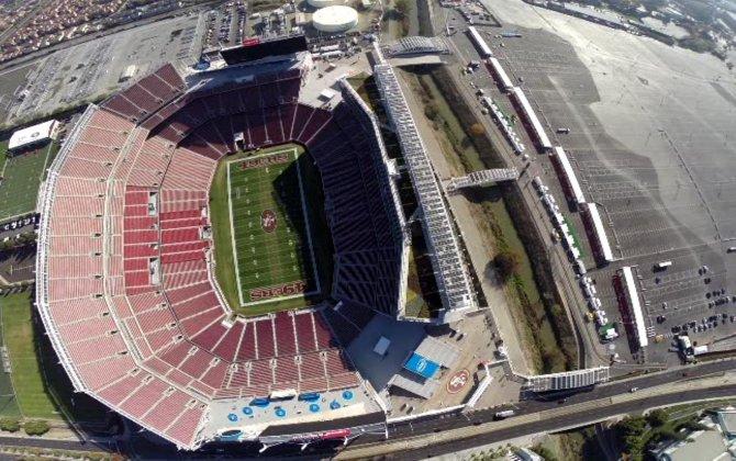 Pilots File Complaints About 'Blinding' Lights at 49ers' Levi's Stadium