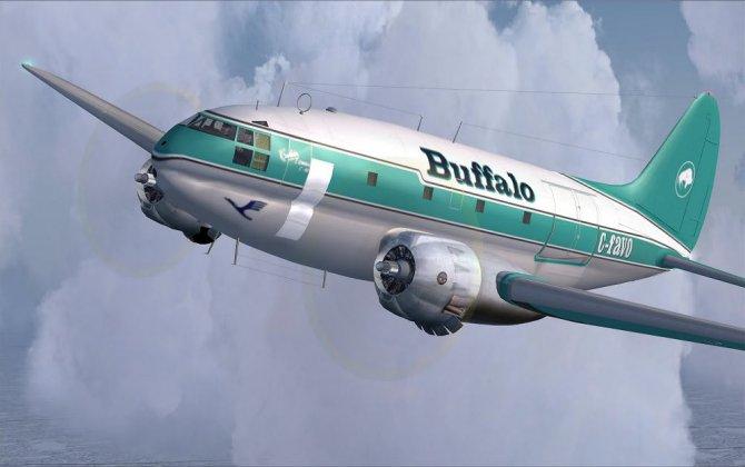 Buffalo Airways Plane Makes Hard Landing Near Deline, N.W.T.