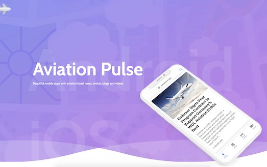 Aviation Pulse on TOP on Google Play ranking