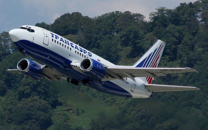 Incident: Transaero B735 at Krasnodar on Sep. 25, Landed on Wrong Runway