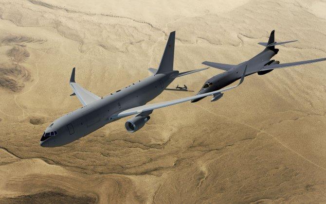 Boeing Tanker Plane Makes First Flight